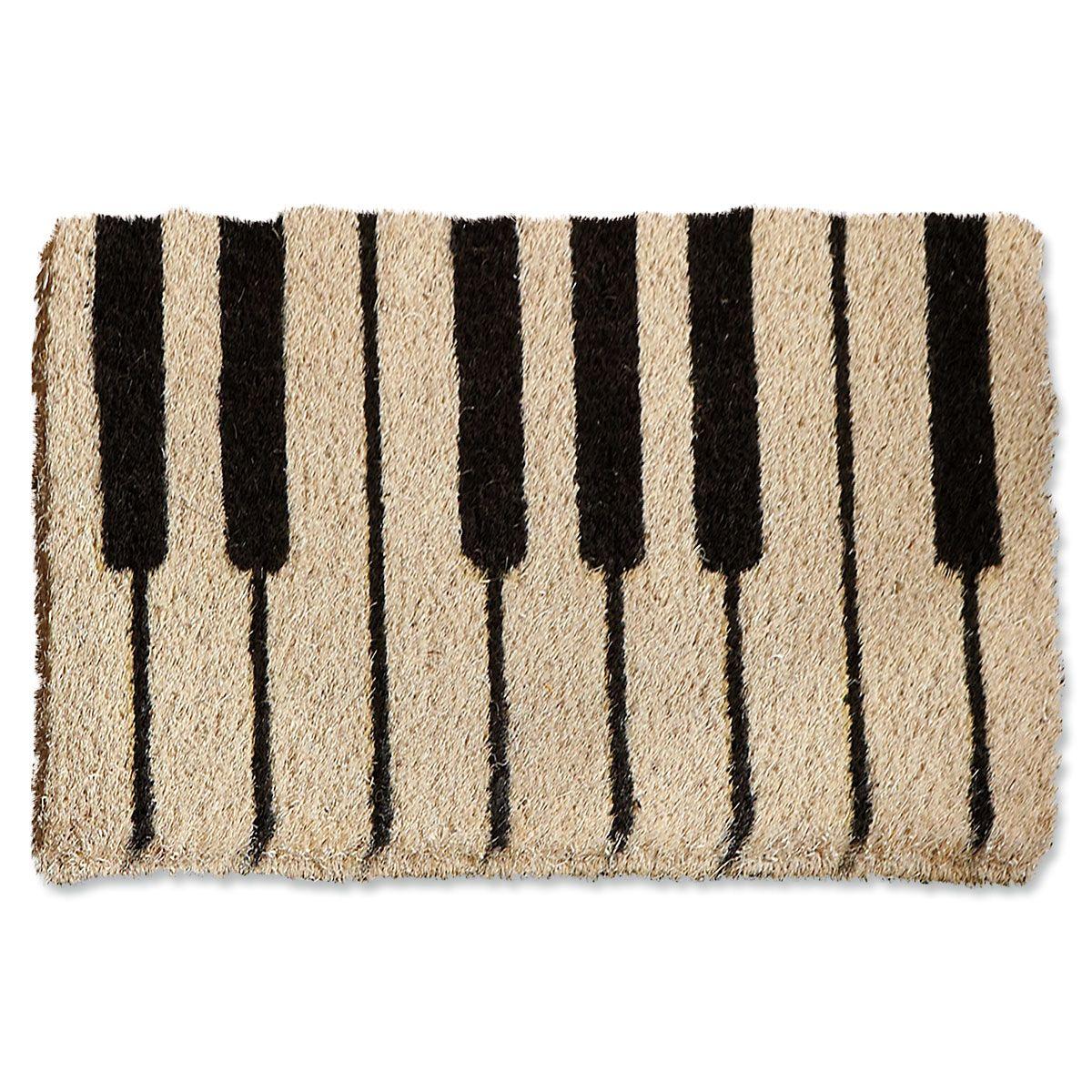 Piano Coco Doormat