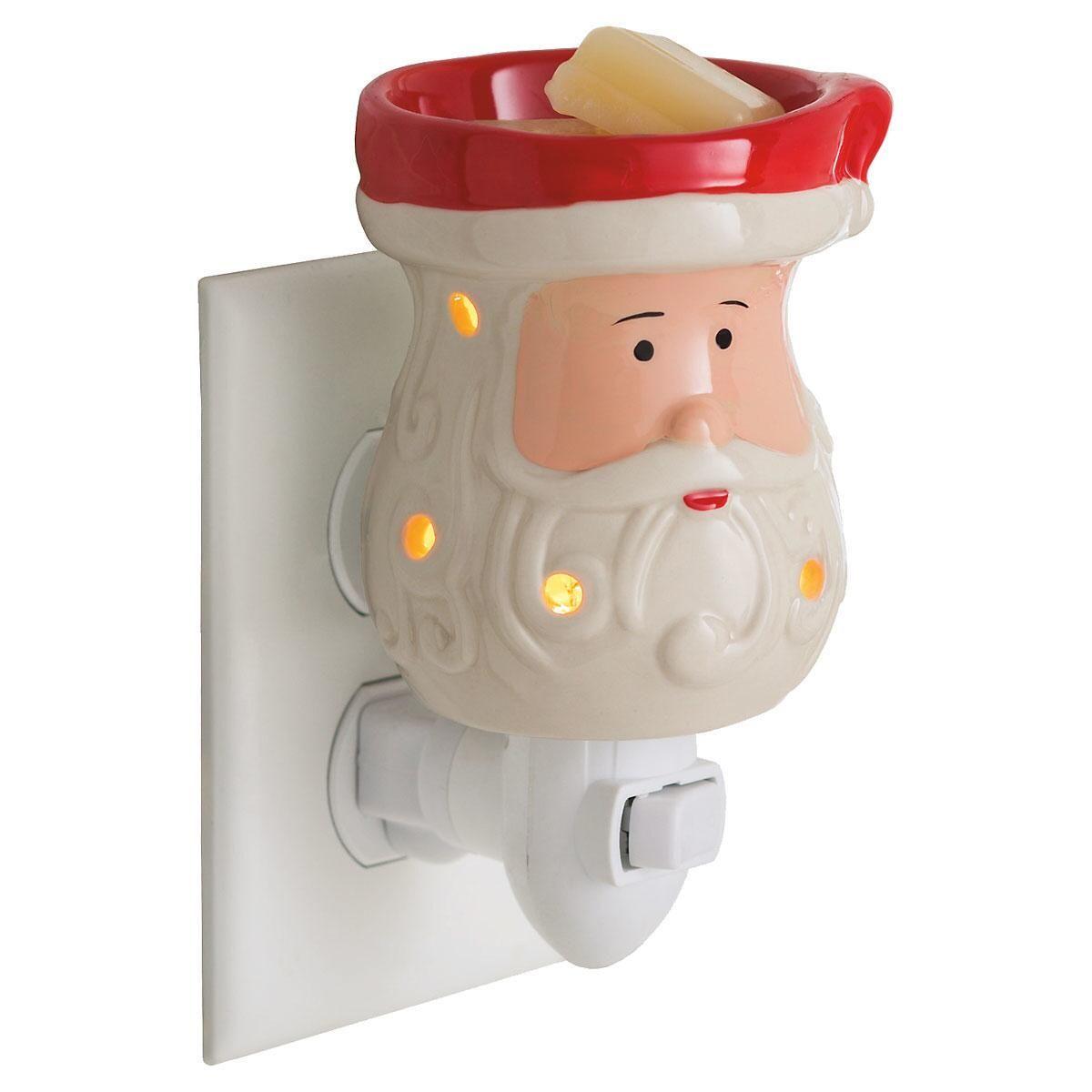 Santa Night Light Fragrance Warmer
