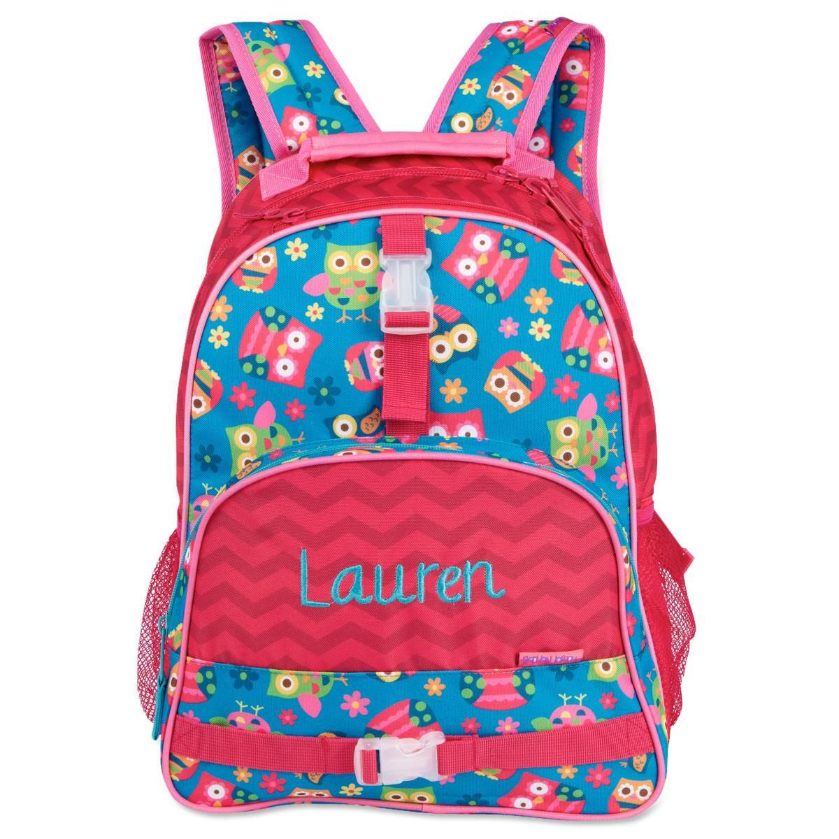 Owl Personalized Backpack by Stephen Joseph®