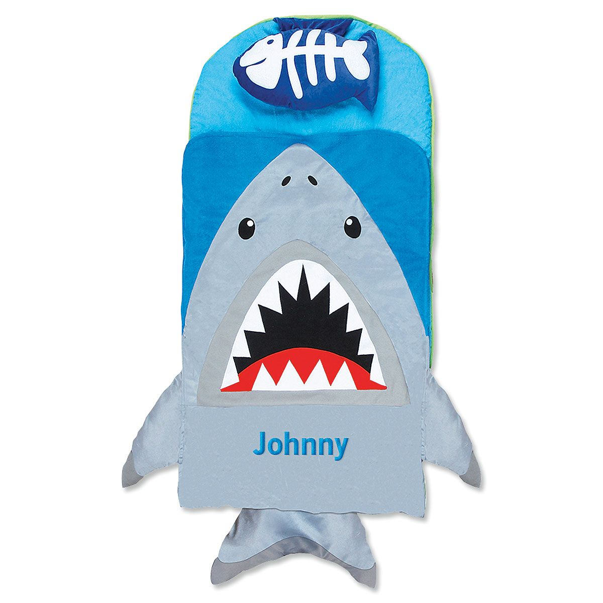 Custom Shark Nap Mat by Stephen Joseph®