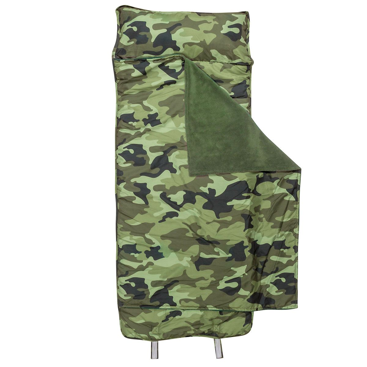 Personalized Camo Print Napmat by Stephen Joseph®