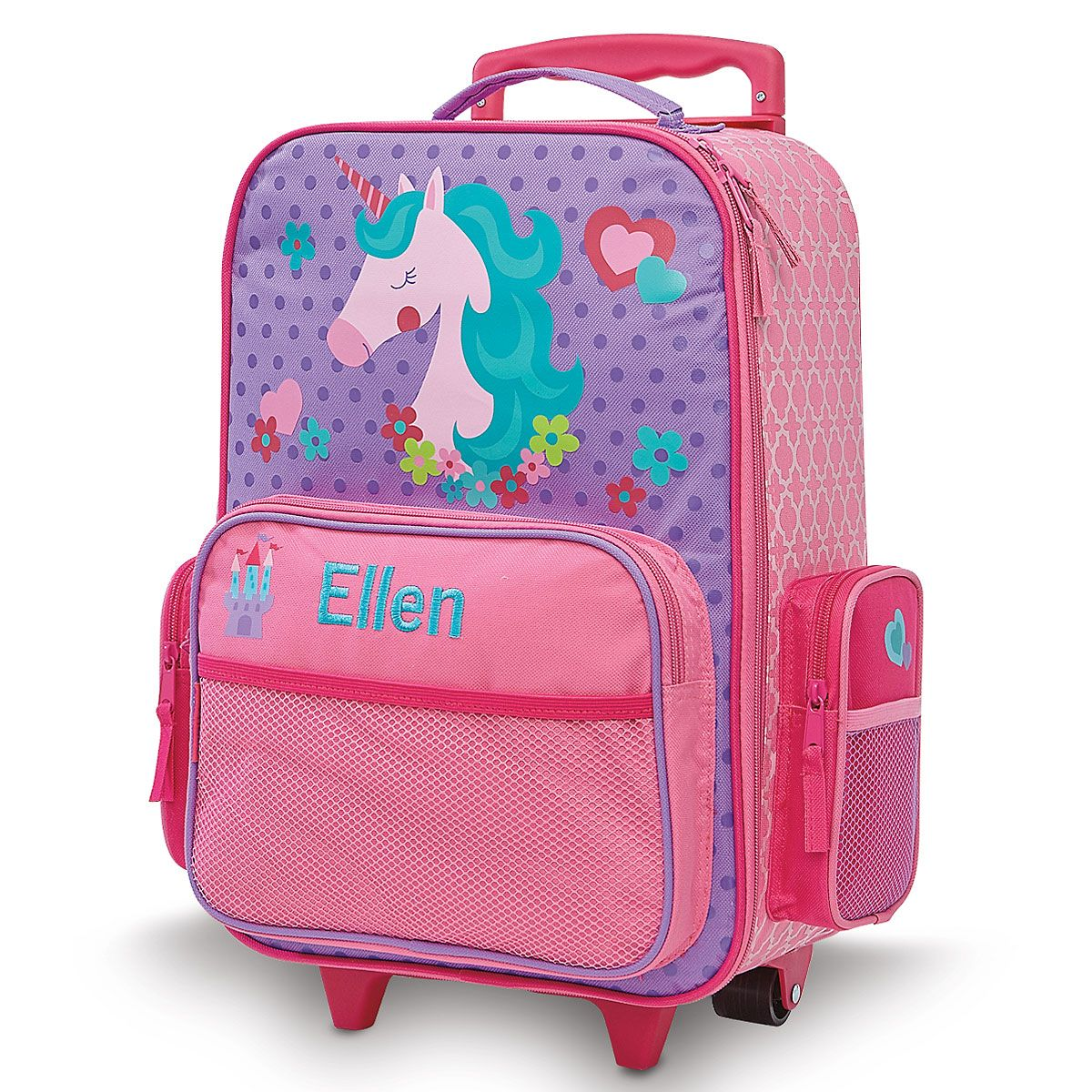 Unicorn Rolling Luggage by Stephen Joseph®