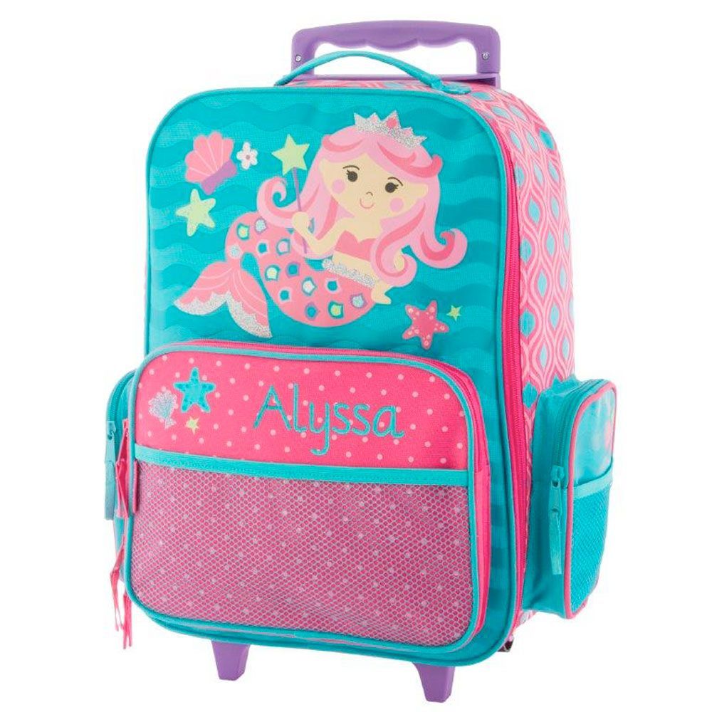 Mermaid Rolling Luggage by Stephen Joseph®