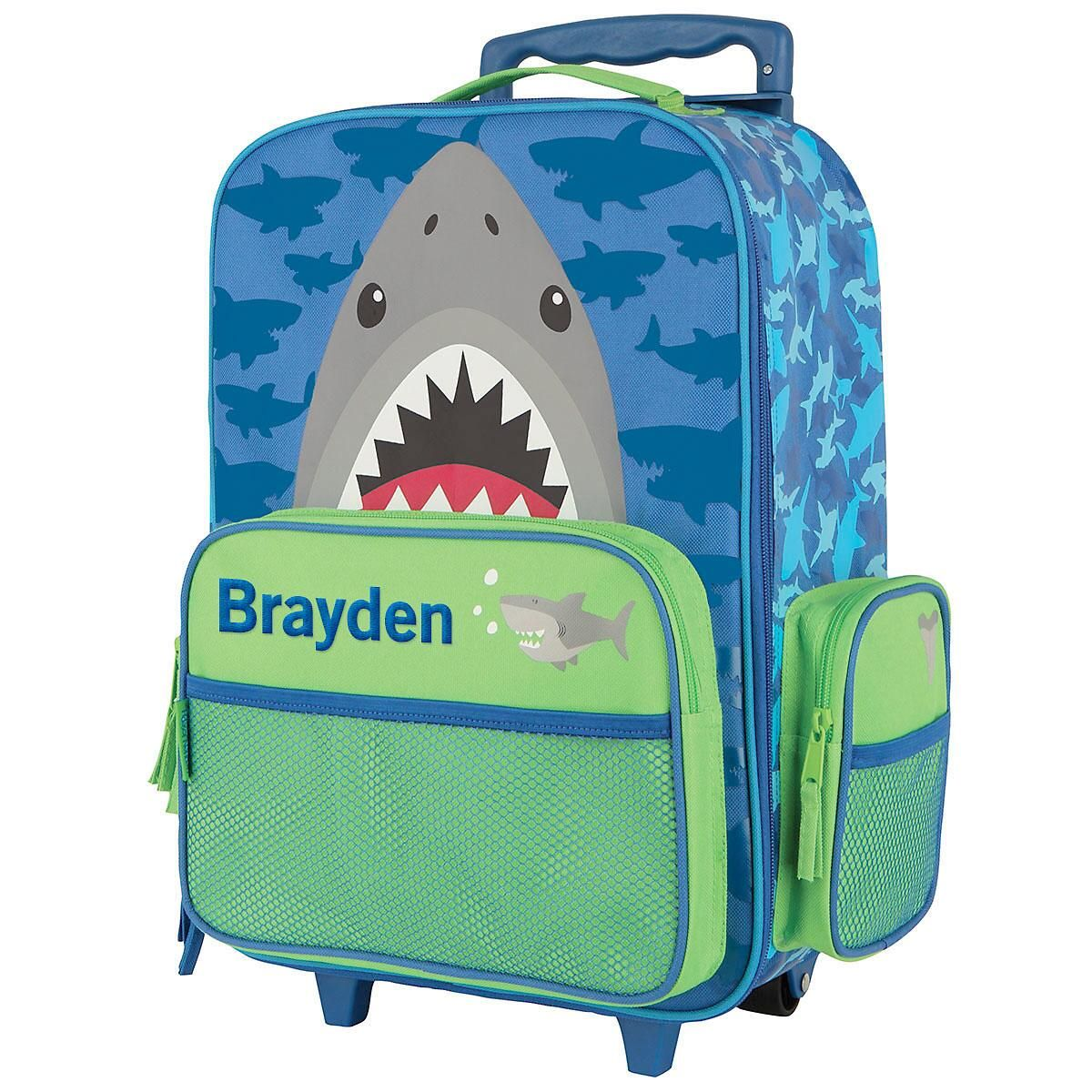 Shark Rolling Luggage by Stephen Joseph®