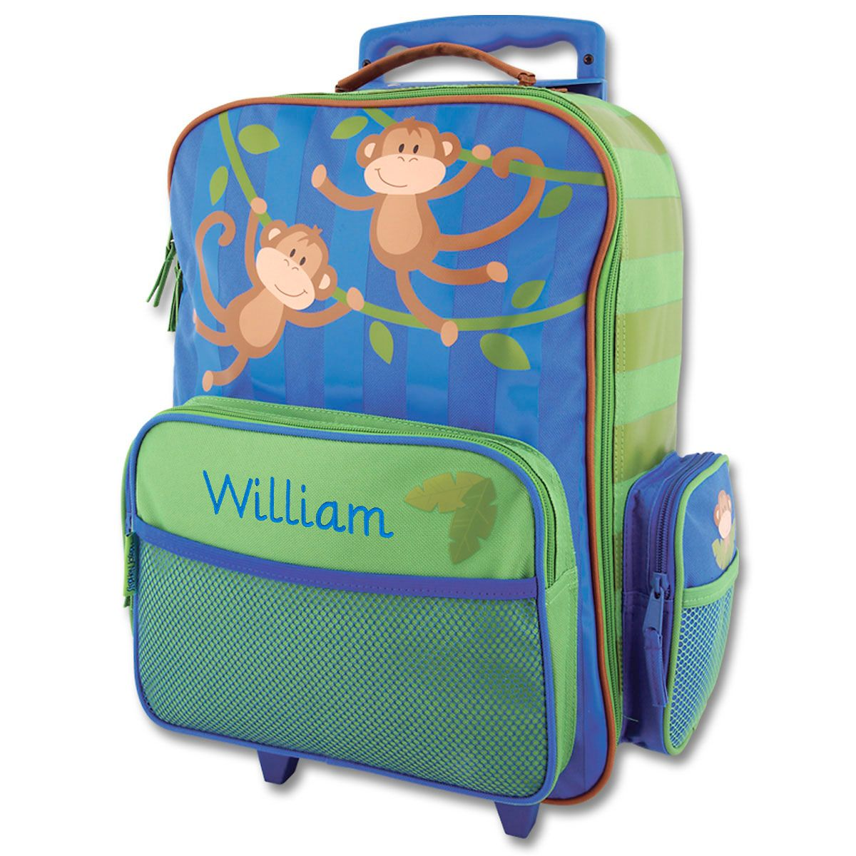 "Monkey 18"" Rolling Luggage by Stephen Joseph®"