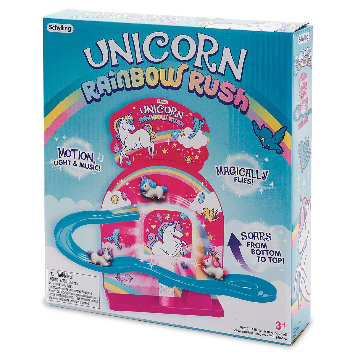 Unicorn Rainbow Rush