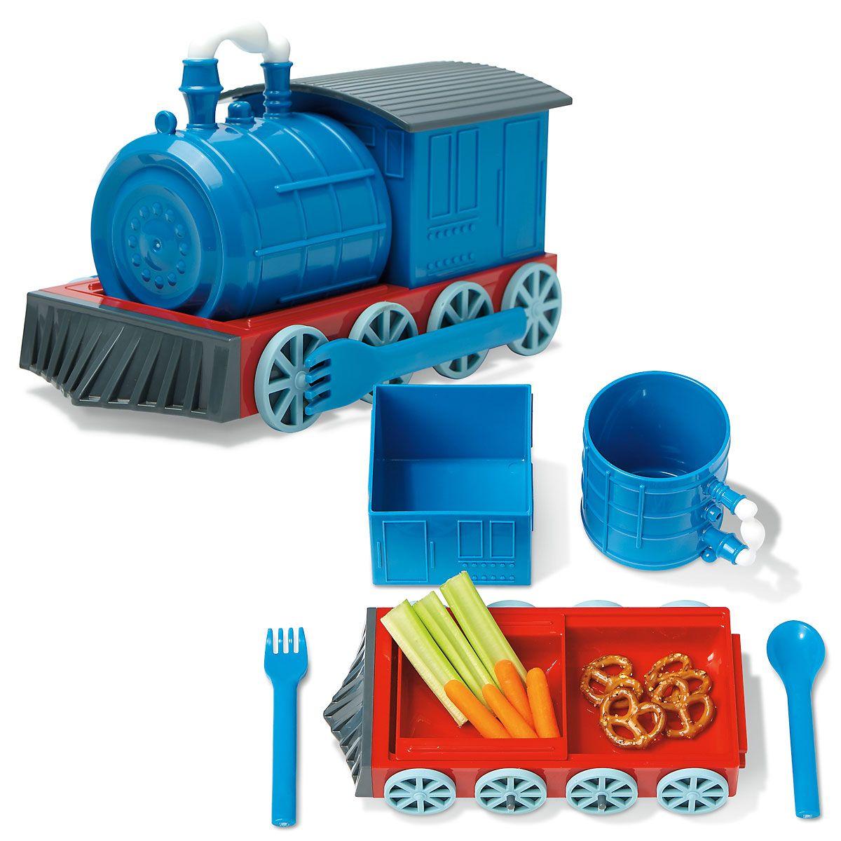 Chew Chew Train Dinner Set