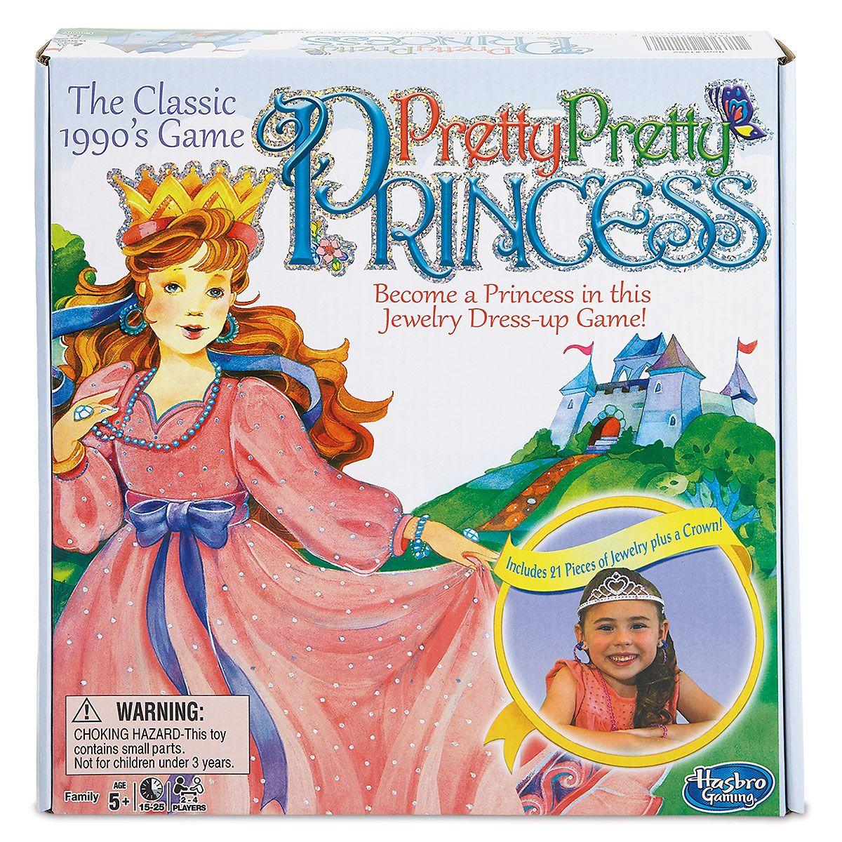 Pretty Pretty Princess Game