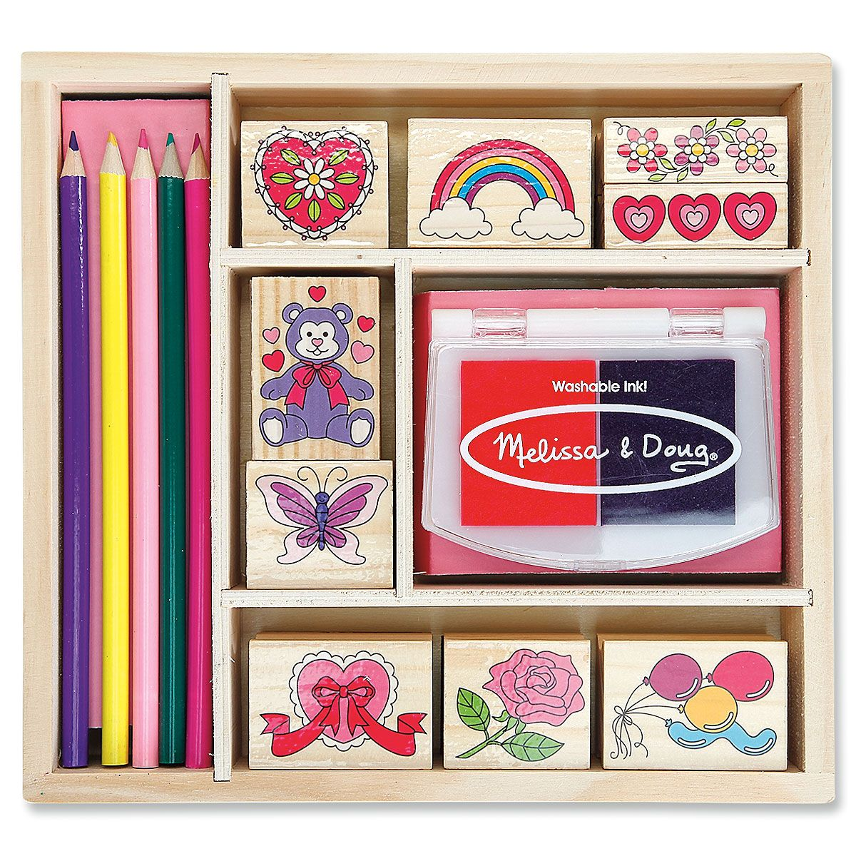 Friendship Stamp Set by Melissa & Doug®