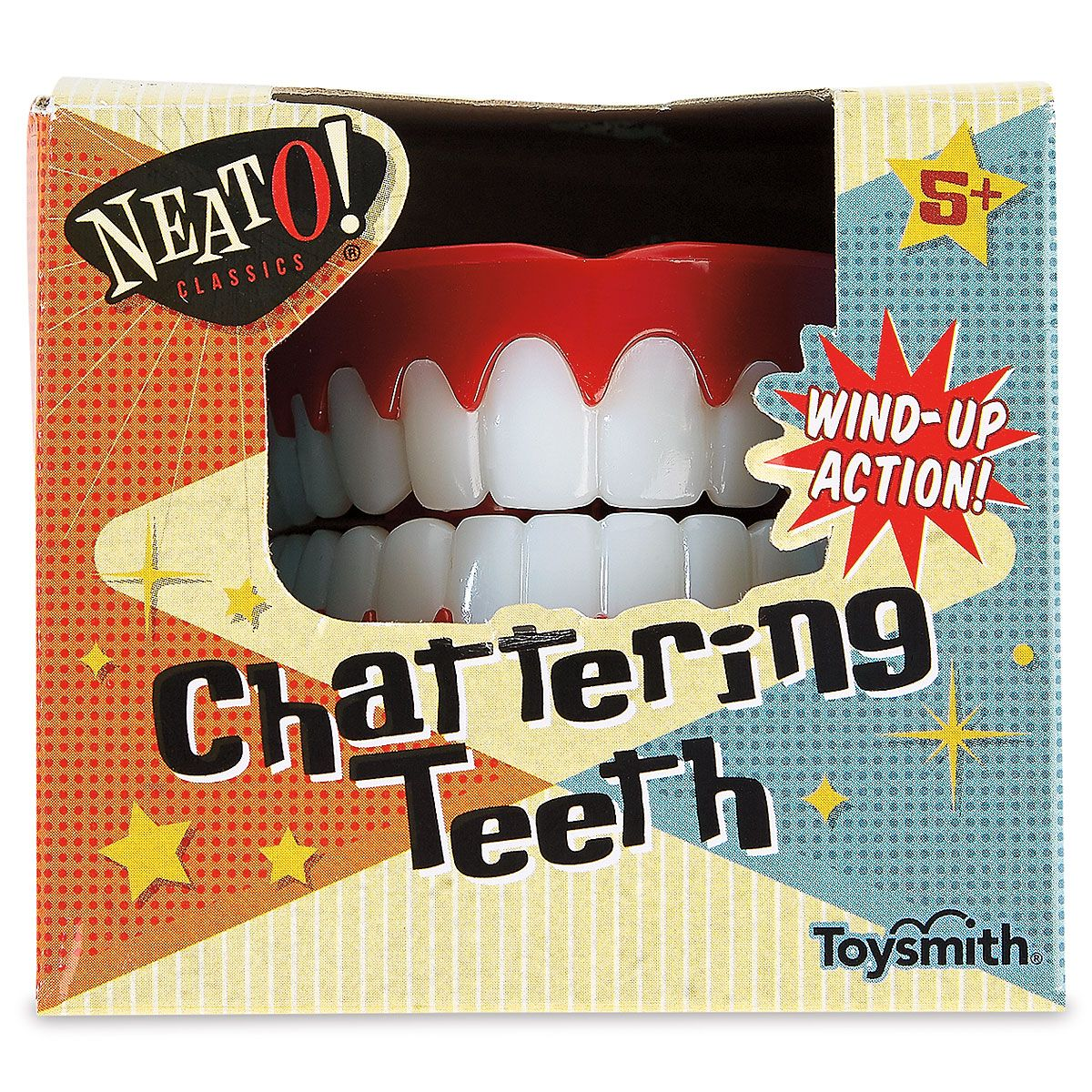 Neato!® Chattering Teeth