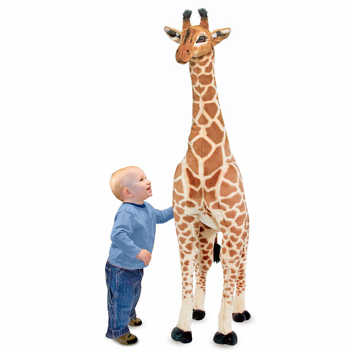 Plush Giraffe by Melissa & Doug®