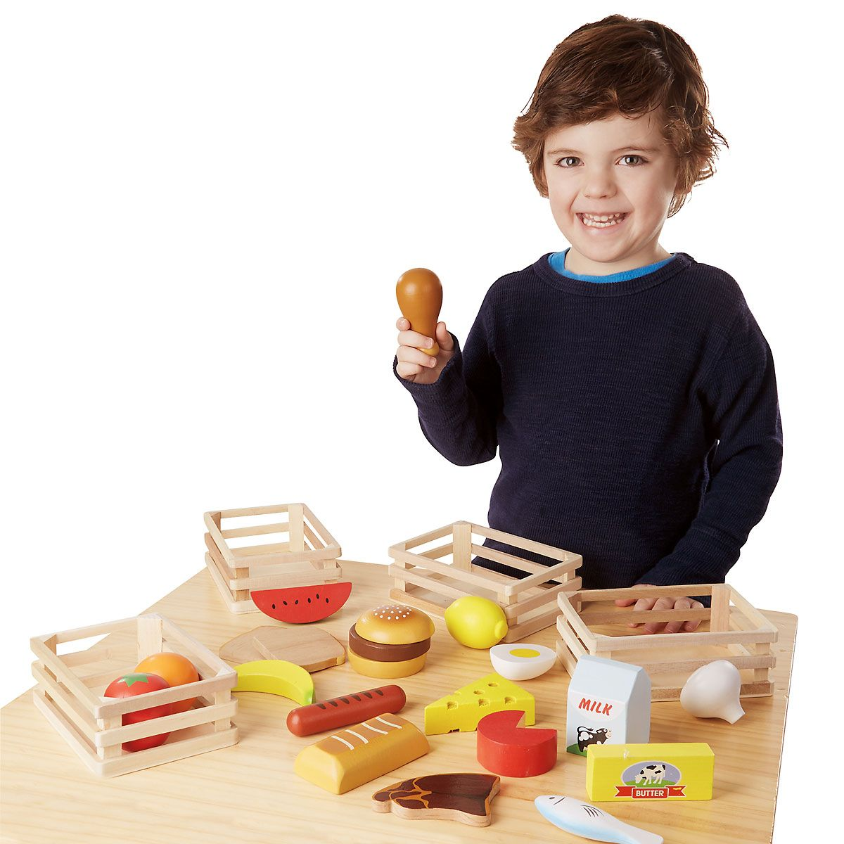 Food Groups Play Food by Melissa & Doug®