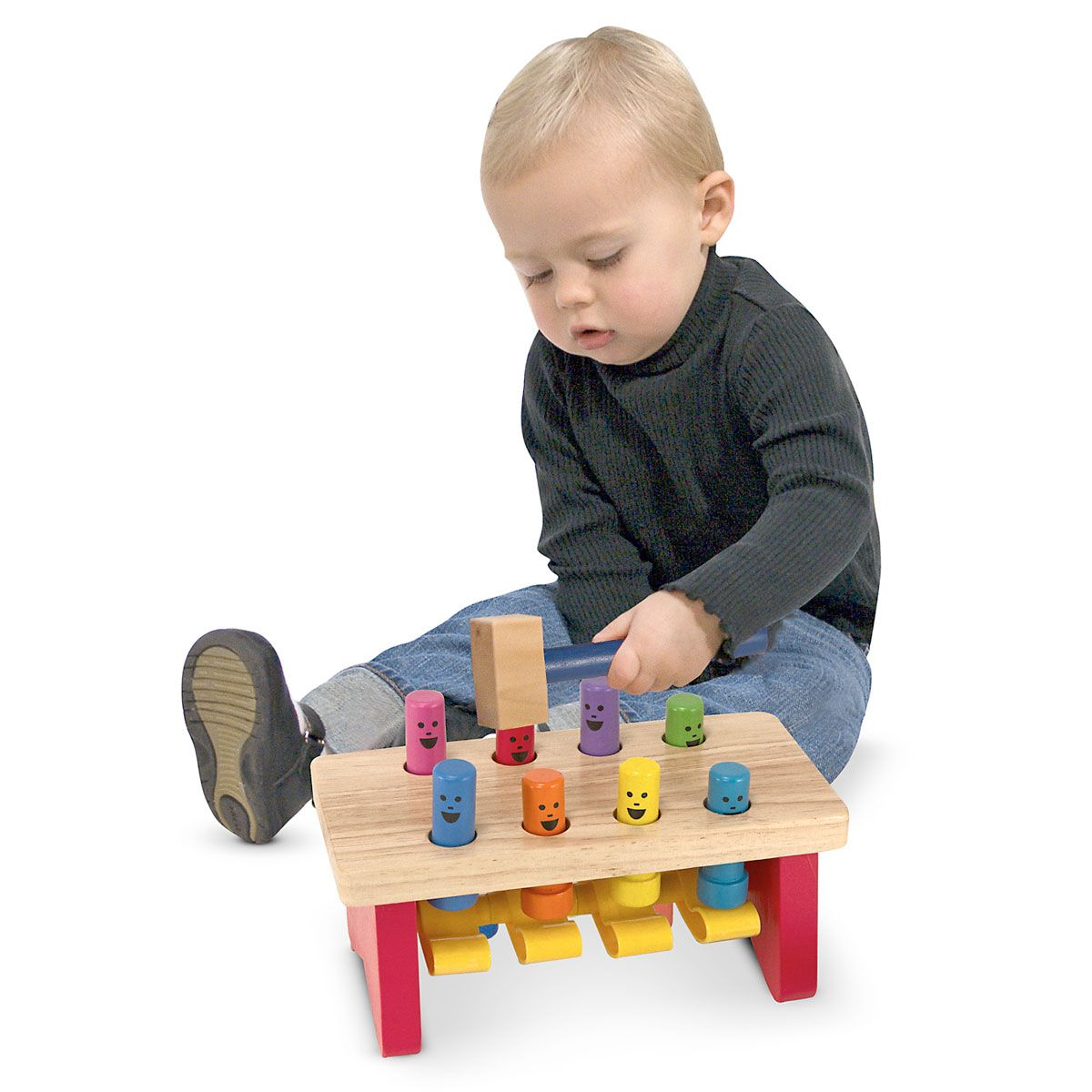 Deluxe Pounding Bench by Melissa & Doug®