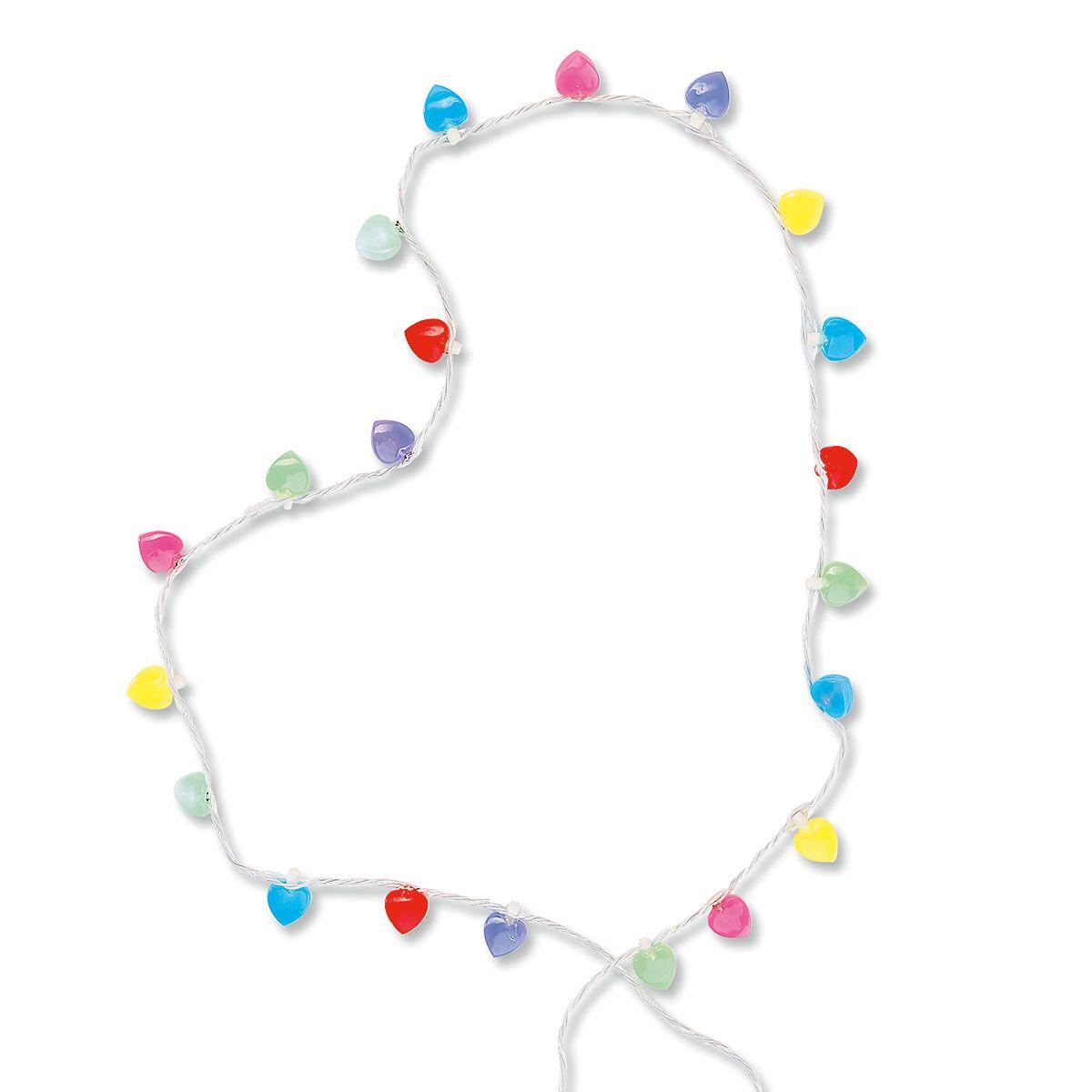 Heart Lites Necklace
