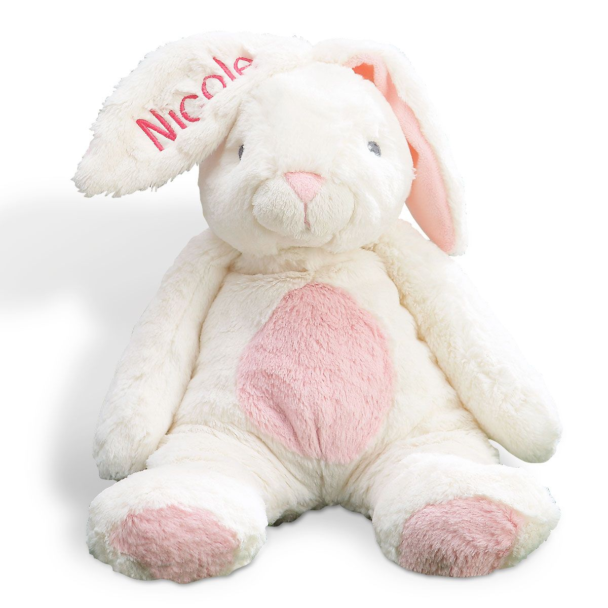Personalized My First Bunny - Pink