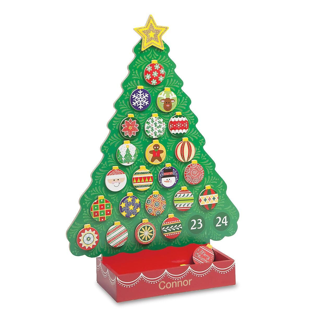 Christmas Tree Countdown Calendar by Melissa & Doug®