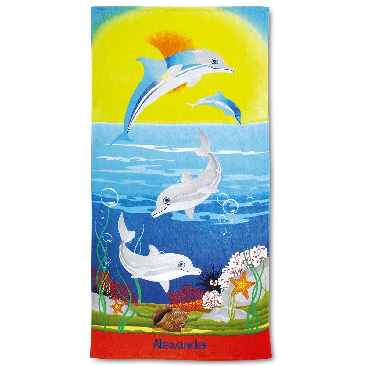 Dolphins Towel