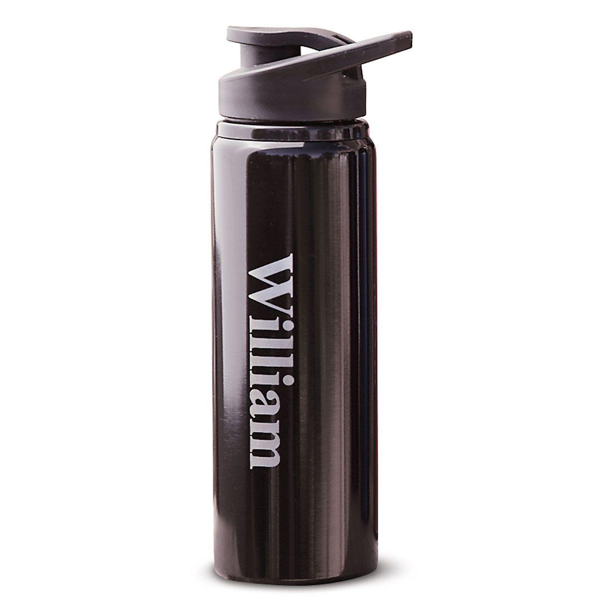 Personalized Anodized Aluminum Water Bottles