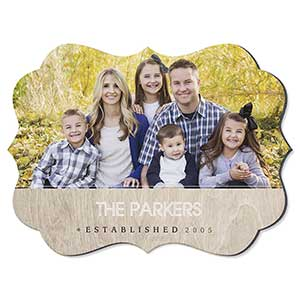 Shop Photo Plaques