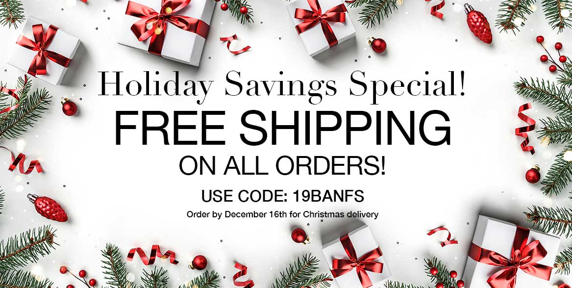 Shop Holiday Saving Special