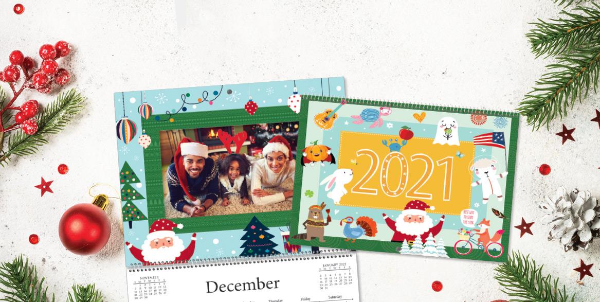 Shop Photo Calendar