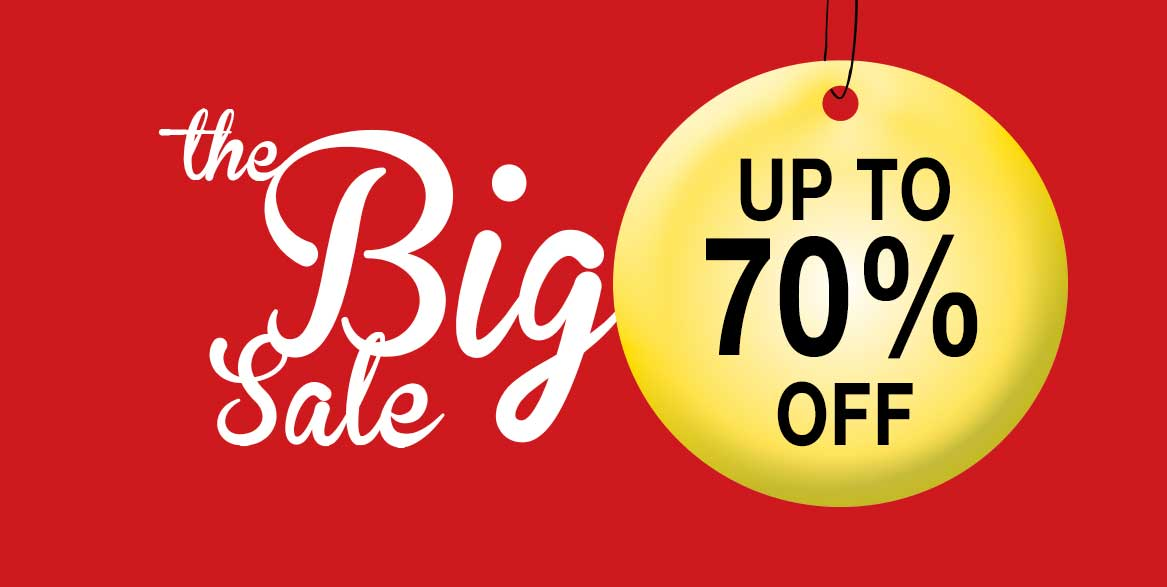 Shop Big Sale