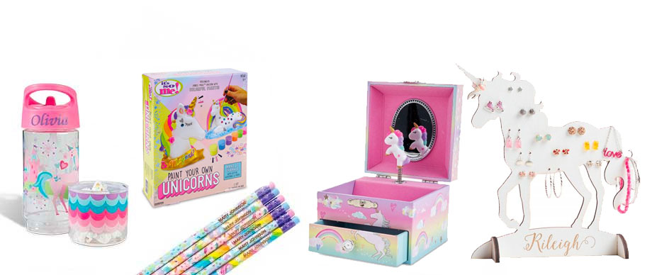 Shop Unicorns kids themed