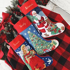 Shop Christmas Stockings
