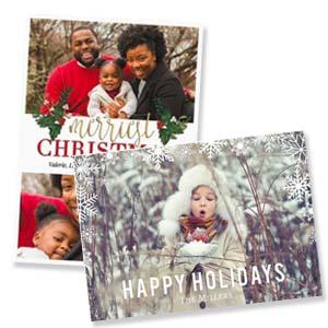 Shop Photo Christmas Cards